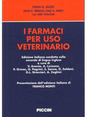 I Farmaci per uso Veterinario
