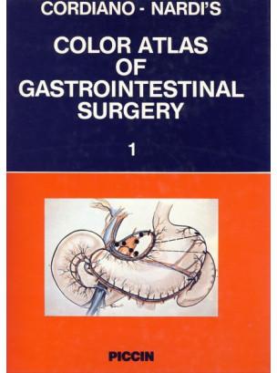 Color atlas OF GASTROINTESTINAL SURGERY