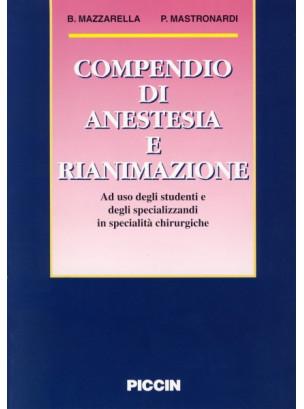 Compendio di Anestesia e Rianimazione