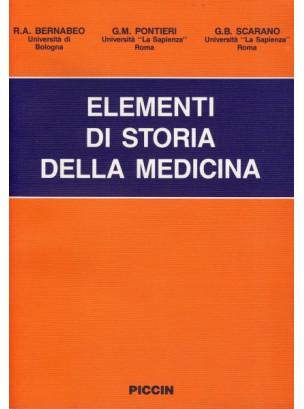 Elementi di Storia della Medicina