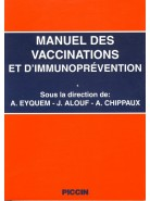 MANUEL DES VACCINATIONS ET D'IMMUNOPREVéNTION