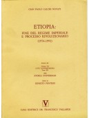 Etiopia: fine del Regime Imperiale e Processo Riovoluzionario