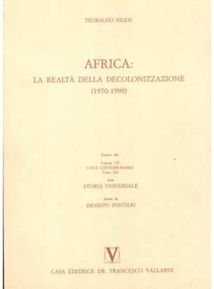 Africa: Decolonizzazione