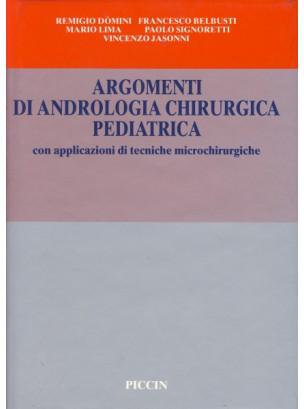 Andrologia chirurgica pediatrica
