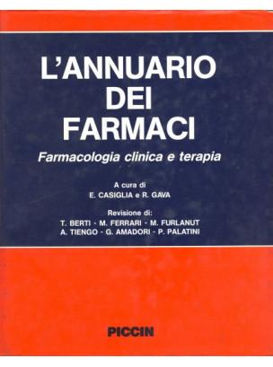 L'annuario dei farmaci. Farmacologia clinica e terapia € 129,11 Volume di aggiornamento € 18,07