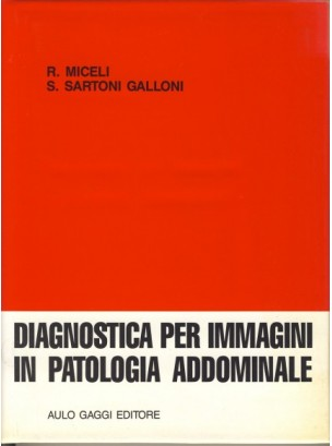 Diagnostica per immagini in patologia addominale