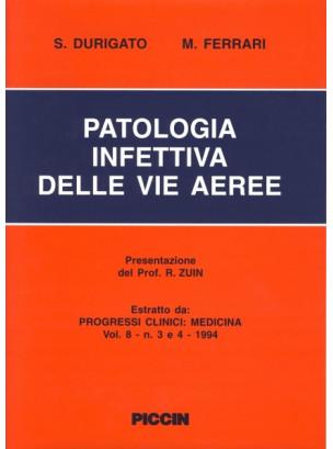 Patologia infettiva delle vie aeree