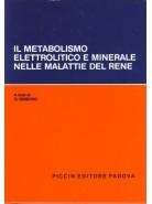 Il metabolismo elettrolitico e minerale nelle malattie del rene