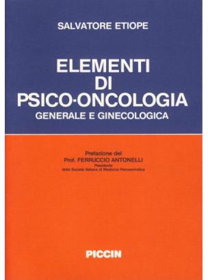 Elementi di Psico-oncologia generale e ginecologica