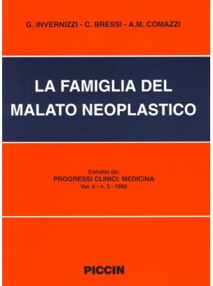 La famiglia del malato neoplastico