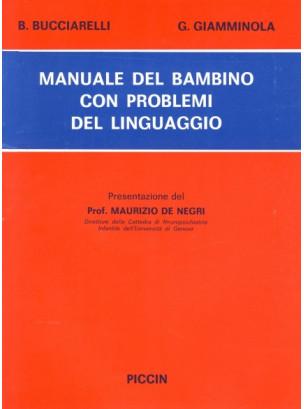 Manuale del Bambino con Problemi del Linguaggio