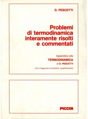 Problemi di Termodinamica