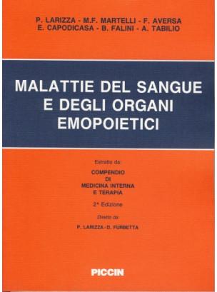 Malattie del Sangue e degli Organi Emopoietici