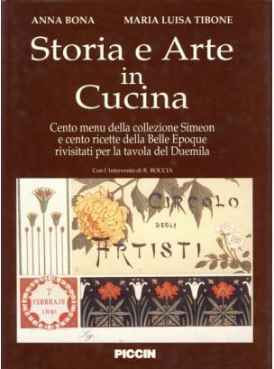 Storia ed Arte in Cucina