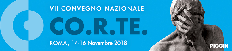 Congresso CORTE - 14-16 Novembre 2018 - Roma