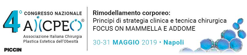 CONGRESSO AICPEO - 30-31 MAGGIO 2019-NAPOLI