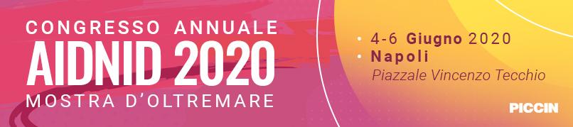 Congresso Annuale AIDNID 2020 -4-6 Giugno 2020-Napoli