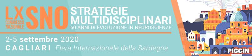 LX Congresso Nazionale SNO - 3-6 Giugno - Cagliari