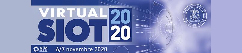 VIRTUAL SIOT 2020 - 6-7 Novembre