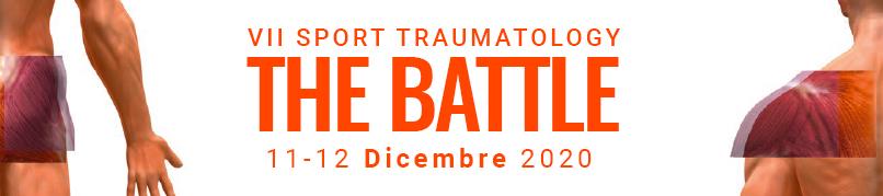 VII Sport Traumatology The Battle - 11-12 Dicembre 2020