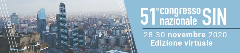 51° Congresso Nazionale Virtuale SIN - 28-30 Novembre 2020