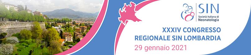 XXXIV CONGRESSO REGIONALE VIRTUALE SIN Lombardia - 29 Gennaio 2021